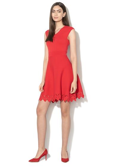 Ted Baker Разкроена фино плетена рокля Tannia Жени