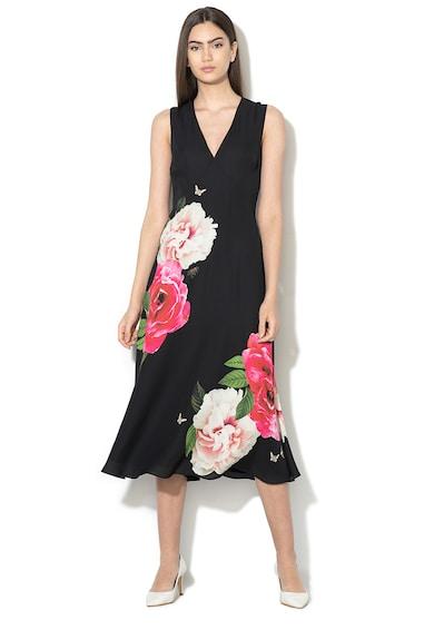 Ted Baker Флорална рокля Ulna Жени
