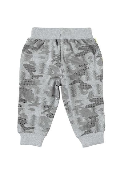 iDO Kids Pantaloni sport cu imprimeu camuflaj Baieti