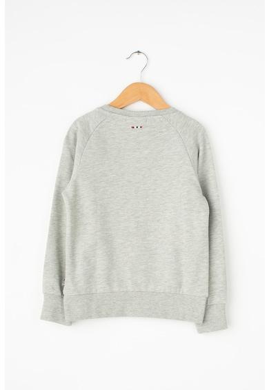 Napapijri Billab mintás pulóver Fiú