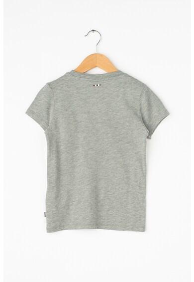 Napapijri Sonthe logómintás póló Lány
