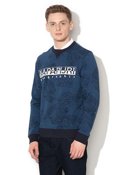 Napapijri Bellary logómintás pulóver férfi
