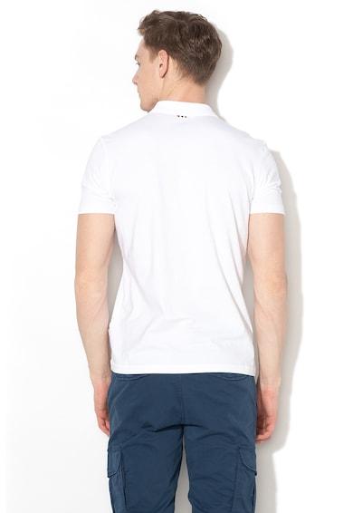 Napapijri Тениска Eonthe с яка и лого Мъже