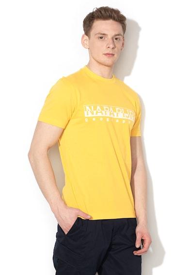 Napapijri Sevora logómintás póló férfi