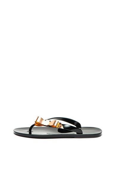 Ted Baker Suszie szilikon flip-flop papucs női