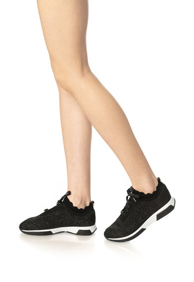 Ted Baker Спортни обувки Lyara с бляскав ефект Жени