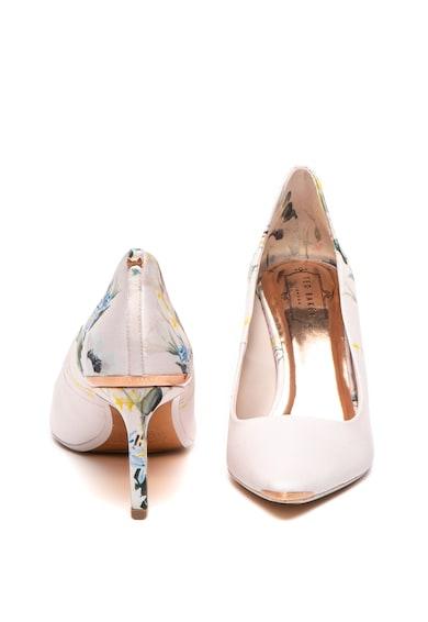 Ted Baker Флорални сатинирани обувки Eriin Жени