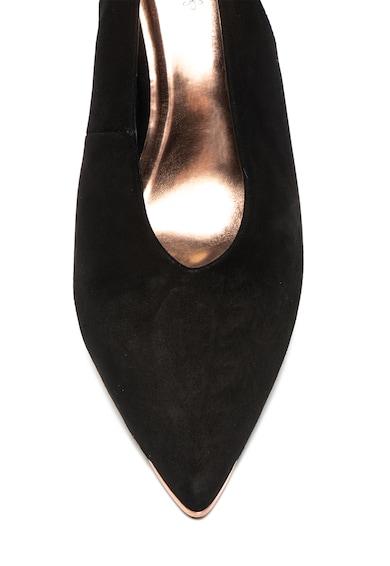 Ted Baker Pantofi slingback de piele intoarsa Hulias Femei