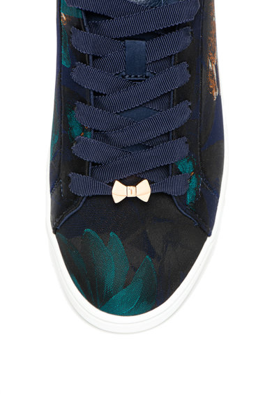 Ted Baker Сатинирани спортни обувки Astriaa Жени
