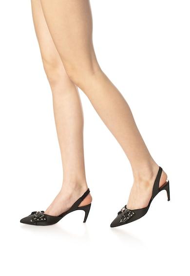 Ted Baker Сатенени обувки Aidela с остър връх Жени