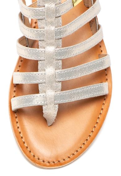 Les Tropeziennes Sandale slingback de piele Hariette Femei