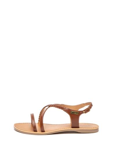 Les Tropeziennes Sandale de piele Hanano Femei