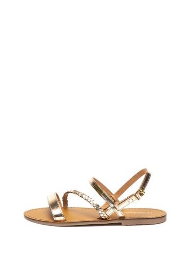 Les Tropeziennes Sandale slingback de piele Batresse Femei