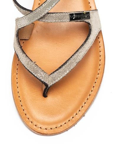 Les Tropeziennes Sandale de piele Hedi Femei