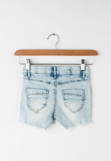 NAME IT Pantaloni scurti din denim cu paiete reversibile Salli Fete