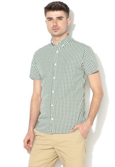 Jack&Jones Camasa slim fit cu model gingham Carl Barbati