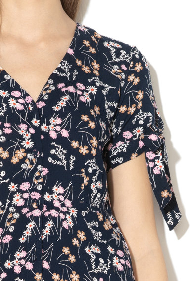 Vero Moda Rochie evazata cu imprimeu floral Lotus Femei