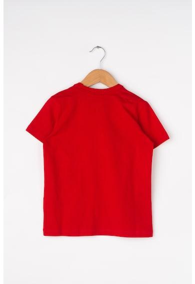United Colors of Benetton Set de pantaloni si tricou cu imprimeu Fete