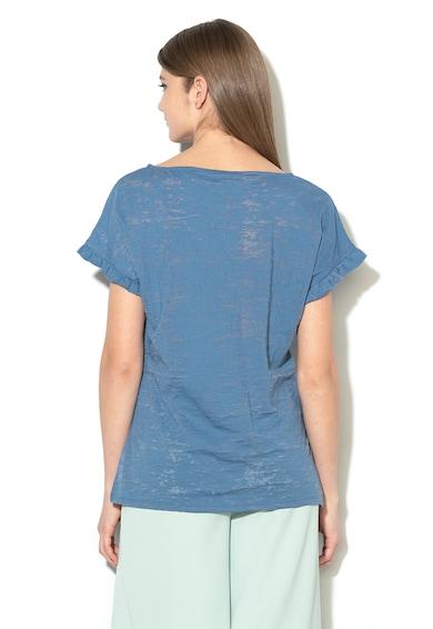 Sisley Tricou cu decolteu rotunjit 1 Femei