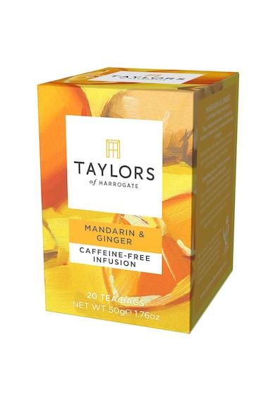 Taylors of Harrogate Infuzie Ceai Mandarina si Ghimbir  20 pliculete, 50 gr. Femei
