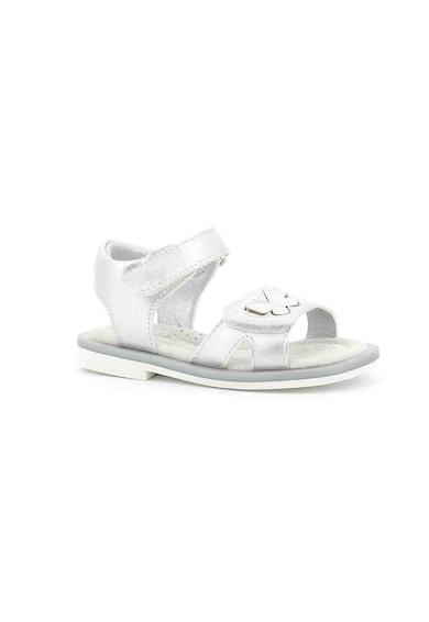 Mod8 kids Sandale de piele ecologica lucioasa cu aspect stralucitor Fete
