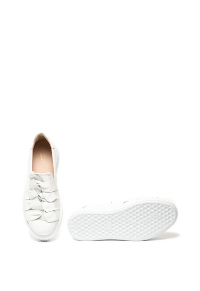 Tosca Blu Pantofi slip-on de piele Camille Femei