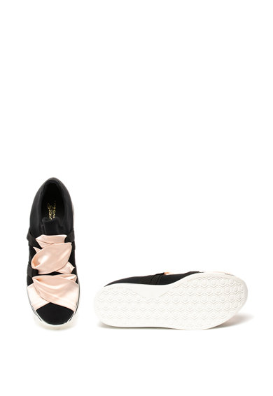 Tosca Blu Pantofi sport wedge cu siret tip panglica Andrea Femei