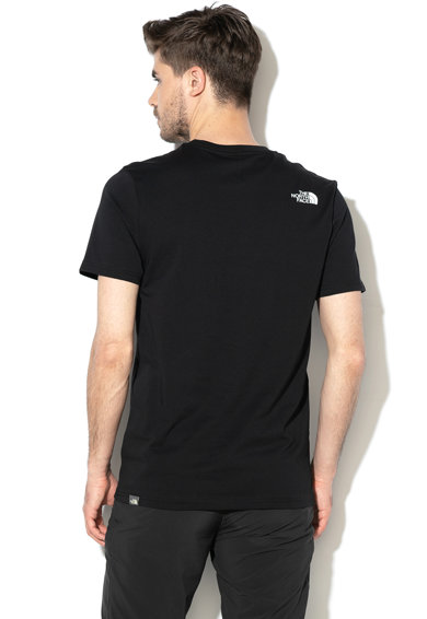The North Face Tricou cu imprimeu logo Mount Line Barbati