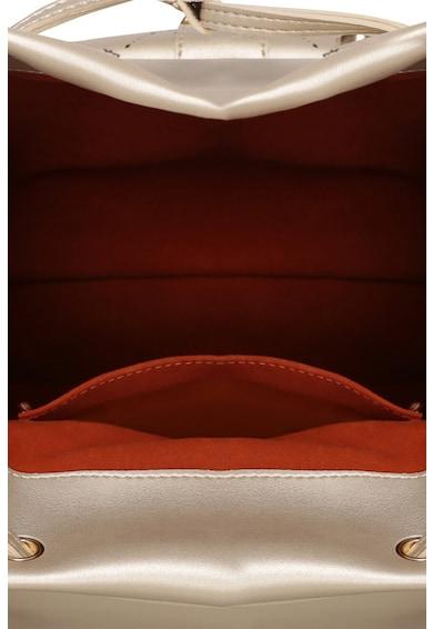 Beverly Hills Polo Club Rucsac de piele ecologica cu imprimeu logo Femei