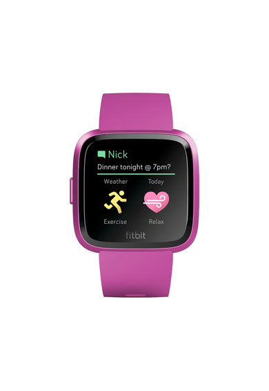 Fitbit Ceas smartwatch  Versa Lite Femei