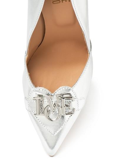 Love Moschino Pantofi stiletto de piele ecologica Femei