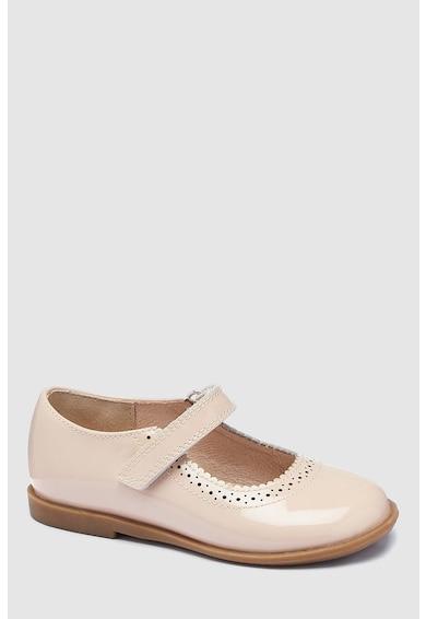NEXT Обувки Mary Jane от лачена кожа Момичета