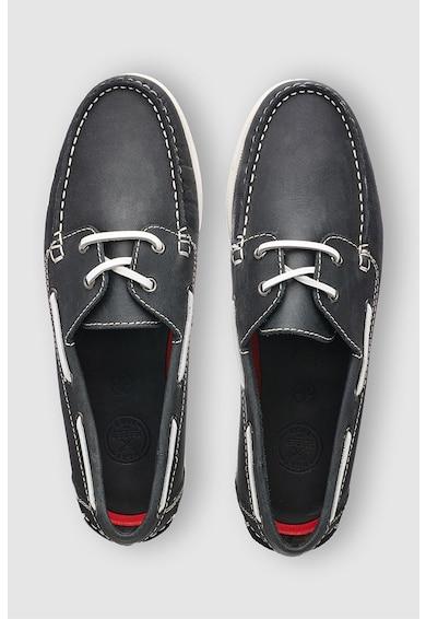 NEXT Pantofi boat de piele Barbati