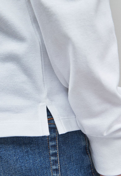 NEXT Bluza polo cu detaliu brodat Barbati