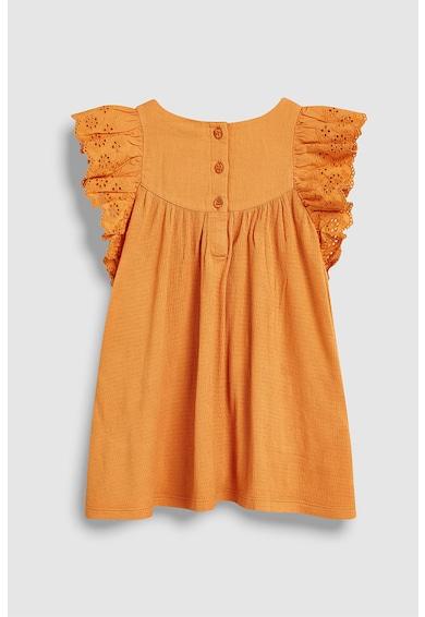 NEXT A-vonalú ruha ráncolt hatással Lány