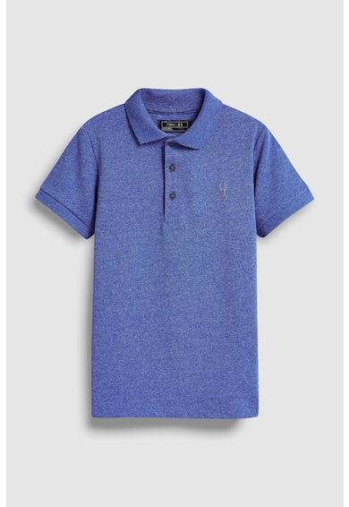 NEXT Тениска с яка и бродирано лого Момчета
