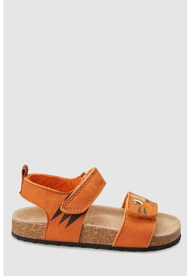 NEXT Велурени сандали с велкро Момчета
