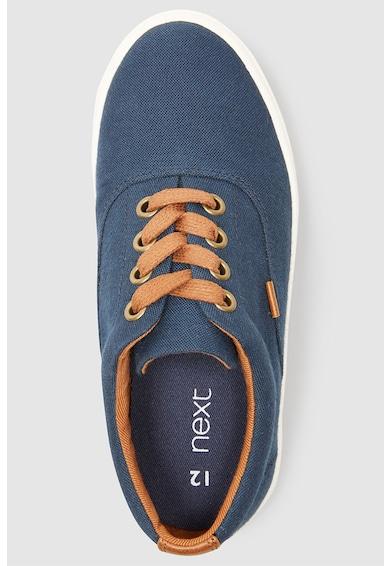NEXT Pantofi sport cu aspect de denim Baieti