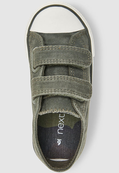 NEXT Tépőzáras farmer sneaker Fiú