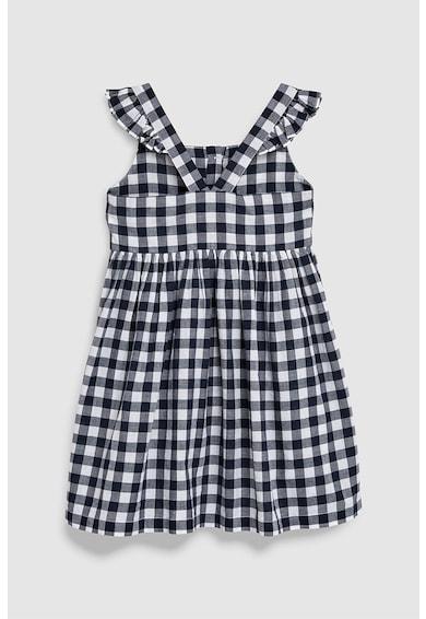 NEXT Bővülő fazonú kockás ruha Lány