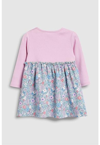 NEXT Mintás bővülő fazonú ruha Lány