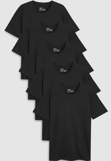 NEXT Set de tricouri - 5 piese Barbati
