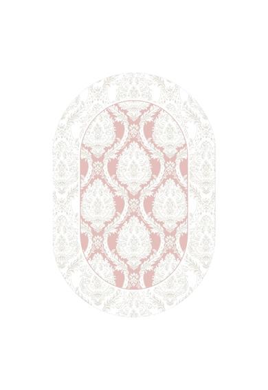 Eljado Covor  oval, fibre sintetice, trafic intens, Multicolor, 100382 Femei
