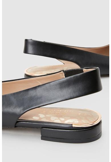 NEXT Pantofi slingback de piele ecologica Femei