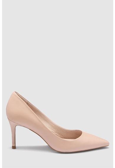 NEXT Pantofi stiletto de piele cu varf ascutit Femei