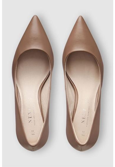 NEXT Pantofi de piele cu varf ascutit Femei