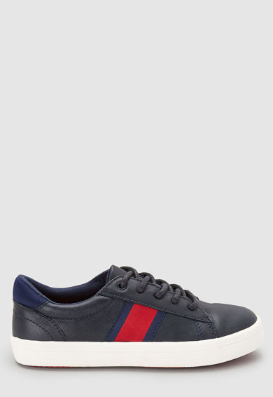 NEXT Pantofi sport de piele ecologica Baieti