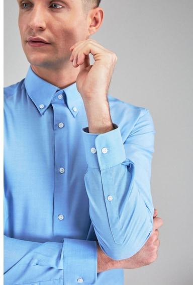 NEXT Slim fit ing legombolt gallérral férfi