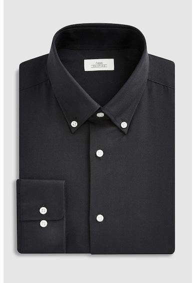 NEXT Вталена риза с яка с копчета Мъже