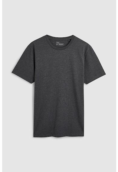 NEXT Regular fit kerek nyakú póló férfi